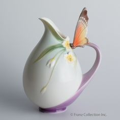 teapots and pitchers | Franz Porcelain | Precious Possessions