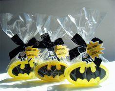 Sabonetes Batman