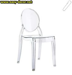 This polycarbonate kids chairs stack for easy storage. Made with clear polycarbonate, moulded with gas technology. Comfortable and easy to keep clean. Girls Desk Chair, Kids Playroom Furniture, Office Furniture, Bean Bag Lounger, Play Kitchen Sets, Kids Sofa, Comfortable Office Chair, Kids Bookcase, Cafe Chairs