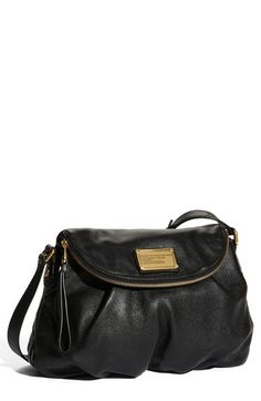 MARC BY MARC JACOBS 'Classic Q - Natasha' Crossbody Flap Bag | Nordstrom - StyleSays
