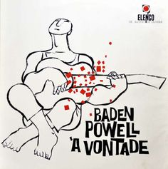 """Cesar G. Villela—""""À vontade"""" de Baden Powell"""