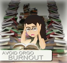 How To Avoid Organic Chemistry Study Burnout - A study strategy guide to help you balance study time and break time for difficult subjects like orgo. This can/should also be applied to the other sciences