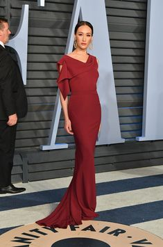 Maggie Q - The Best Dressed At The 2018 Oscars After Parties - Photos