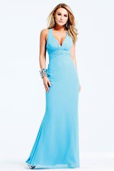 Awesome Light Blue Bridesmaid Dresses Designs : Cheap Light Blue Bridesmaid Dresses1