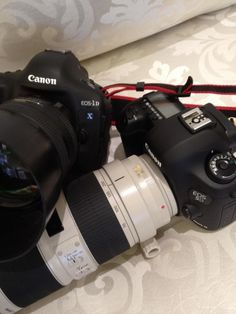 Canon 1DX AND 5D MK III, I'm patiently waiting for March 2nd :)