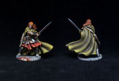 I have finished painting my Zombicide: Black Plague models. This project was a bit challenging for me: basically, I'm getting tired of painting gaming models… I love painting, and I rea…