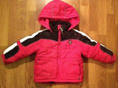 $60 PROTECTION SYSTEMS BOY GIRL WINTER BUBBLE JACKET HOODED COAT RED 18 MO EUC #PROTECTIONSYSTEM #Jacket #Everyday