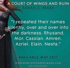 """illyrianwingspans: """"I LEGIT CRIED OUT WHEN I SAW THIS NO FEYRE WHY ARE YOU IN THE DARKNESS """" *hyperventilating*"""