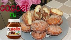 Nutella, I Foods, Deserts, Muffin, Sweets, Candy, Romania, Breakfast, Bar