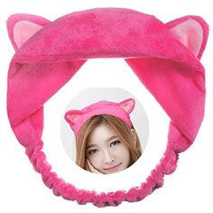 Girl's Accessories Bright Fashion 1pc Women Lady Cute Cat Ear Design Hairbands Girls Lovely Headbands Rabbit Ear Fleece Kids Hair Accessories A10