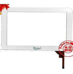 """[Visit to Buy] White New For 9"""" 3Q Qoo! Q-pad LC0901D Tablet touch screen Touch panel Digitizer Glass Sensor Replacement Free Shipping #Advertisement"""