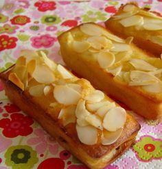 ♥ Amandines pommes et miel (recette ultra légere) ♥