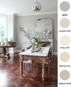 love these wallpaint colors