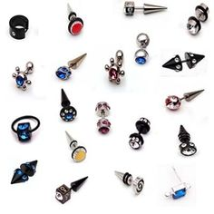 Designer Fashionable Earring For Men We Have A Wide Range Of Traditional Modern And Handmade Mens Earrings Online