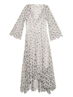 Empire guipure-lace dress by Zimmermann | Shop now at #MATCHESFASHION.COM