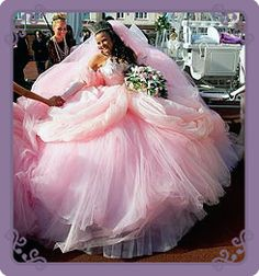 "my big fat gypsy wedding dresses | Yes, this is the dress from ""My Big Fat Gypsy Wedding"". It even ..."