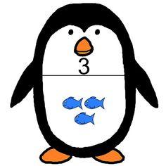 Lasten Sark It Kattokruunu Learning Numbers Preschool, Polo Norte, Penguin Party, Polar Animals, Special Education Classroom, Montessori Activities, Winter Wonder, Math For Kids, Creative Teaching
