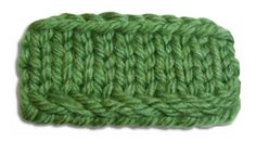 decorative cable cast on for loom knitters