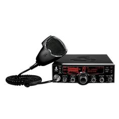 COBRA 29LX 40 CHANNEL DELUXE TRUCKERS CB RADIO WITH 10 NOAA WEATHER CHANNELS, SELECTABLE 4-COLOR LCD DISPLAY & TALKBACK