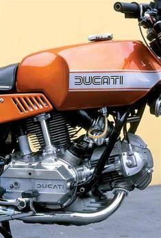 Ducati 860 GTS ... FW