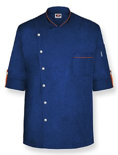 """PASCAL-SPLIT"" Chef Coat-White  #chefcoat #newchef #newcheffashion #newchefinc #chefstalk #cheflife #chefapparel"