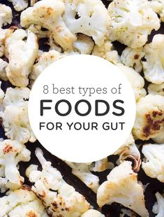 The 8 best foods for your gut health! Eat these foods to heal your gut to add good bacteria to your system. Includes a list of easy recipes for gut health. health 8 Best Types of Foods for Your Gut Health Eating, Health Diet, Gut Health Foods, Colon Health, Health Facts, Health Coach, Vegetarian Recipes, Healthy Recipes, Easy Recipes