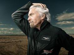 Billionaire Rebel: Be like Richard Branson. The dream-driven entrepreneur of Virgin.