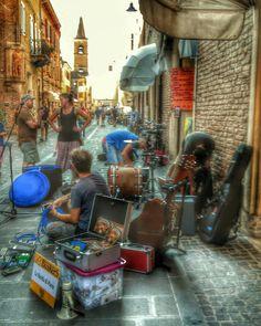 Buskers Ferrara 2016