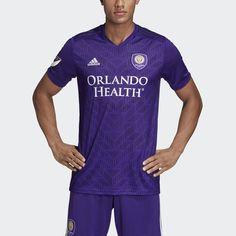 9a2dee81ea8 Orlando City Home Jersey Regal Purple 2XL Mens Orlando City, Adidas Women,  Polo Ralph