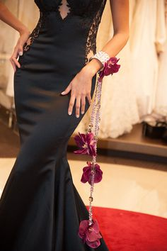 Diann valentine cuff collection on pinterest eve of for Local wedding dress designers