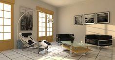 Salon d'inspiration Le Corbusier