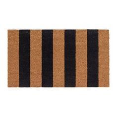 IKEA - KVORING, Door mat, Easy to keep clean - just vacuum or shake the rug.Latex backing keeps the mat firmly in place.