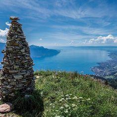 My stone is here ⛰ #inlovewithswitzerland #switzerland #photopedropetiz #rocherdenaye #swiss #schweiz #suisse #stone #mountainslovers #mountain #mountains #mountainscape #lake #lakegeneva #lacleman #blue #vert #explore #exploring #adventure #adventurer #roadtrip #trip #travel #amazingswitzerland #amazingview #amazingplace #outdoor #camping #outdoorslife Outdoor Life, Outdoor Camping, Lake Geneva, Adventurer, Switzerland, Exploring, The Good Place, Road Trip, Mountains