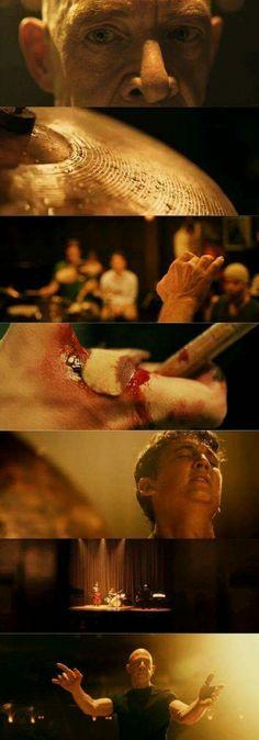 Whiplash (2014) Director: Damien Chazelle.