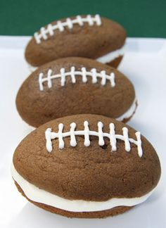 Clemson football here I come with something cute, clever and yummy!