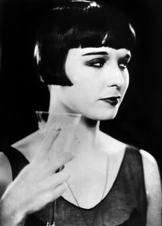 Louise Brooks in Diary of a Lost Girl (1929). One of my favorite movies of all time