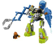 Amazon.com: LEGO Power Miners Magma Mech (8189): Toys & Games