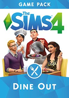 Get The Sims™ 4 Dine Out on Origin for PC/Mac and run the restaurant of your dreams. Plus, take your Sims out to eat!