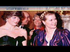 Lady D. e Grece Kelly di Monaco - YouTube