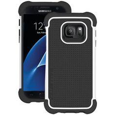Ballistic Tj1681-A08N Samsung(R) Galaxy S(R) 7 Tough Jacket(Tm) Case (Black/White)