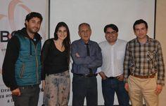 Algunos participantes del seminario del 15 de octubre de 2014