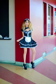 Pin for Later: How to Get a Rocky Horror Makeup Costume For Halloween