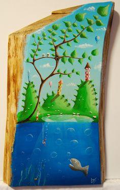 """""""me 02"""" Paweł Widera original paintings, acrylic on wood"""