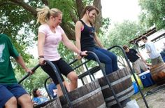The grape stomping at the Harvest Stomp Festival is so much fun! If you haven't tried it yet, put it on your bucket list!