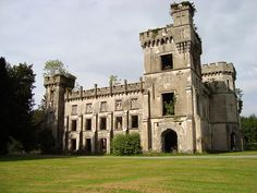 The family castle... Fogarty Castle.!