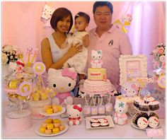 Sweet Hello Kitty Birthday Party Ideas | Photo 1 of 10 | Catch My Party