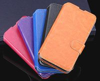 2015 Luxury Retro Flip Leather Case For Nokia Lumia 430 Photo Frame PU Wallet Cover Cases Holder Cell Phone case Free Shipping