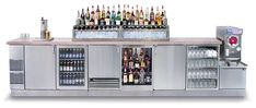 Underbar and Back Bar Coolers