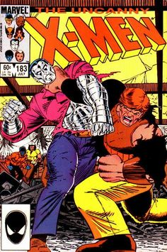 The Uncanny X-Men Comic #183