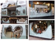 Urban Outfitters Displays